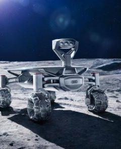 Dieses Gefährt soll während der ersten privaten Mond-Mission auf den Erdtrabanten verfrachtet werden. (Bild: ptscientists.com)
