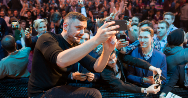 Gary Vaynerchuk auf dem Online Marketing Rockstars Festival im Jahr 2017 (Foto: Pressematerial)
