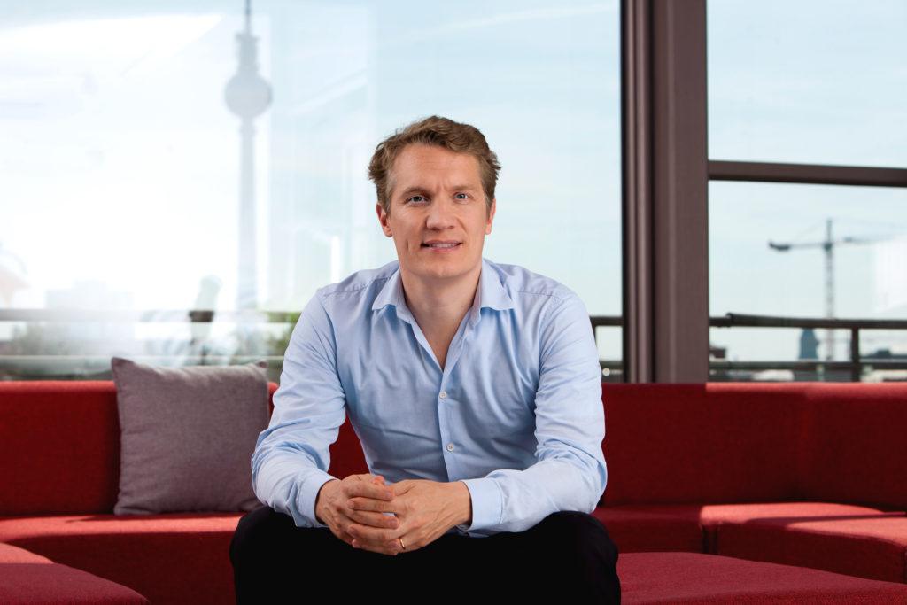 Oliver Samwer arbeitet am Uber für LKW-Fahrer und greift B2B-Markt an
