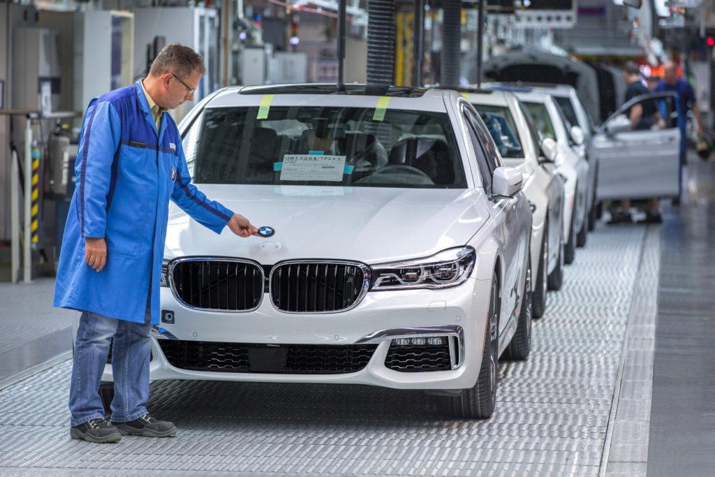 Autohersteller BMW plant Autoverkauf an Kunden per Online-Shop für 2018