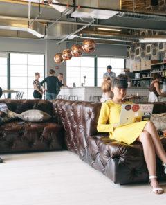 Traumhafte Büroräume von WeWork in Washington D.C. (Foto: WeWork, Pressematerial)