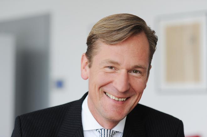 """Zeitungsverleger-Chef Dr. Mathias Döpfner: """"Wir sind komplett von Google abhängig"""""""