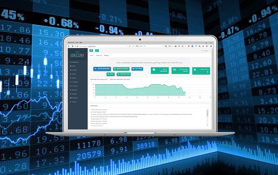 Wird bald das Darkweb mithilfe von JSECoin und Javascript Mining das Finanzökosystem finanzieren?