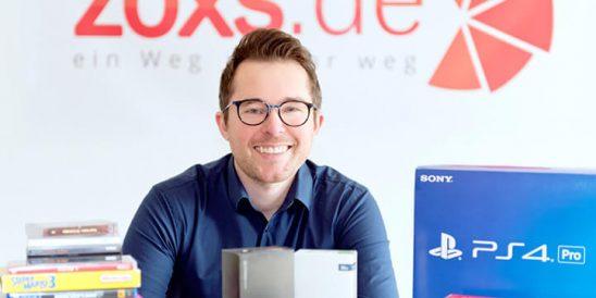Re-Commerce-Unternehmen zoxs.de erwirtschaftet 20 Millionen Euro