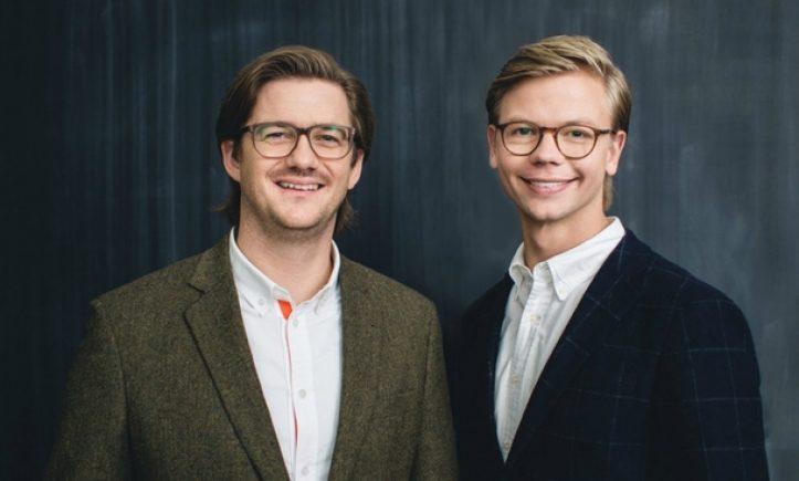 Savedo-Gründer Steffen Wachenfeld und Christian Tiessen