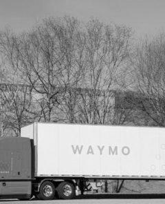 Alphabet-Tochter Waymo testet selbstfahrende LKWs in Atlanta