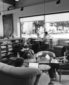 Cafe at Google (Foto: Pressematerial, Google)