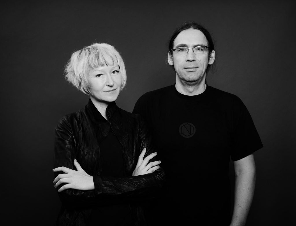 Zoe Adamovicz und Marcin Rudolf - Gründer von Neufund (Foto: Pressematerial, Neufund)