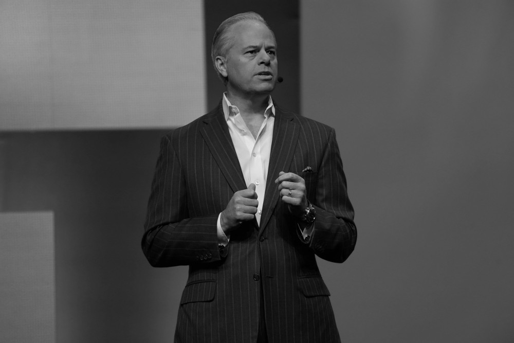 Keynote, CA World 2017 (Foto: Pressematerial, CA Technologies)