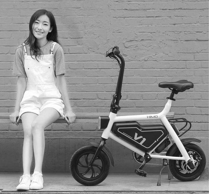 IT-Konzern Xiaomi bringt E-Bike für gerade einmal 225 Euro auf den Markt (Foto: Pressematerial, Xiaomi)