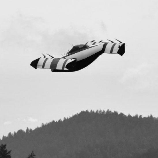 Neue Videoaufnahmen zeigen Start und Landung von Opener's Flugtaxi BlackFly