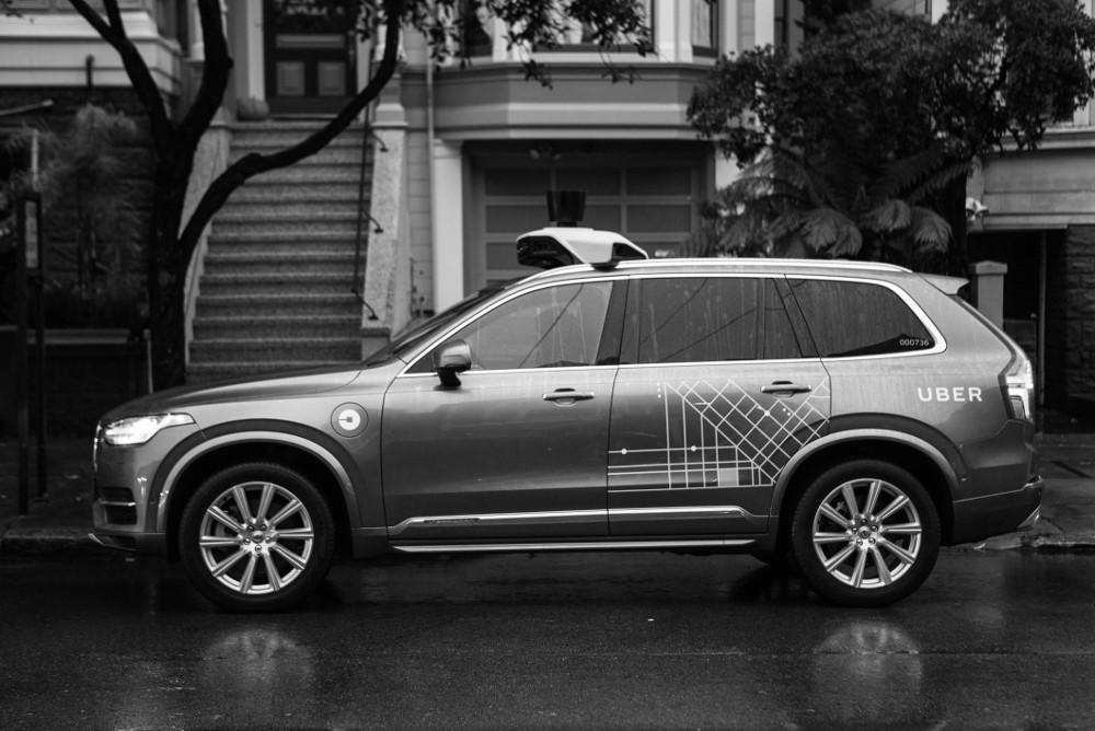 Uber stoppt Entwicklung selbstfahrender Lastwagen (Foto: Pressematerial, Uber)
