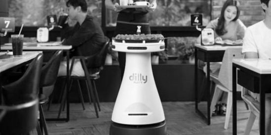 Pizza Hut setzt Roboter als Kellner ein (Pressematerial, Pizza Hut)