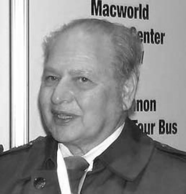 Verlierer des Tages: Der Apple-Gründer Ron Wayne, der seine Anteile für 800 Dollar verkaufte (Foto: Wikipedia)