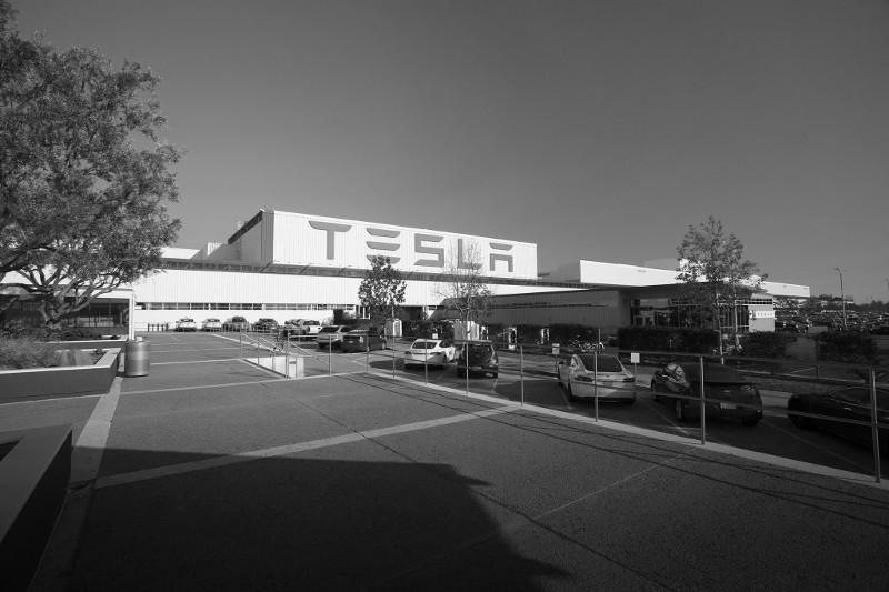Tesla-Werk in Fremont, Kalifornien, USA (Foto: Pressematerial, Tesla)