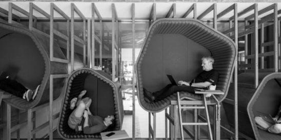 Google-Kampus in Sydney (Foto: Google, Pressematerial)