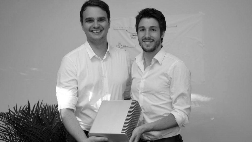 """Münchener Startup bietet erste """"Pod""""-Lösung (Foto: Uniki, Pressematerial)"""