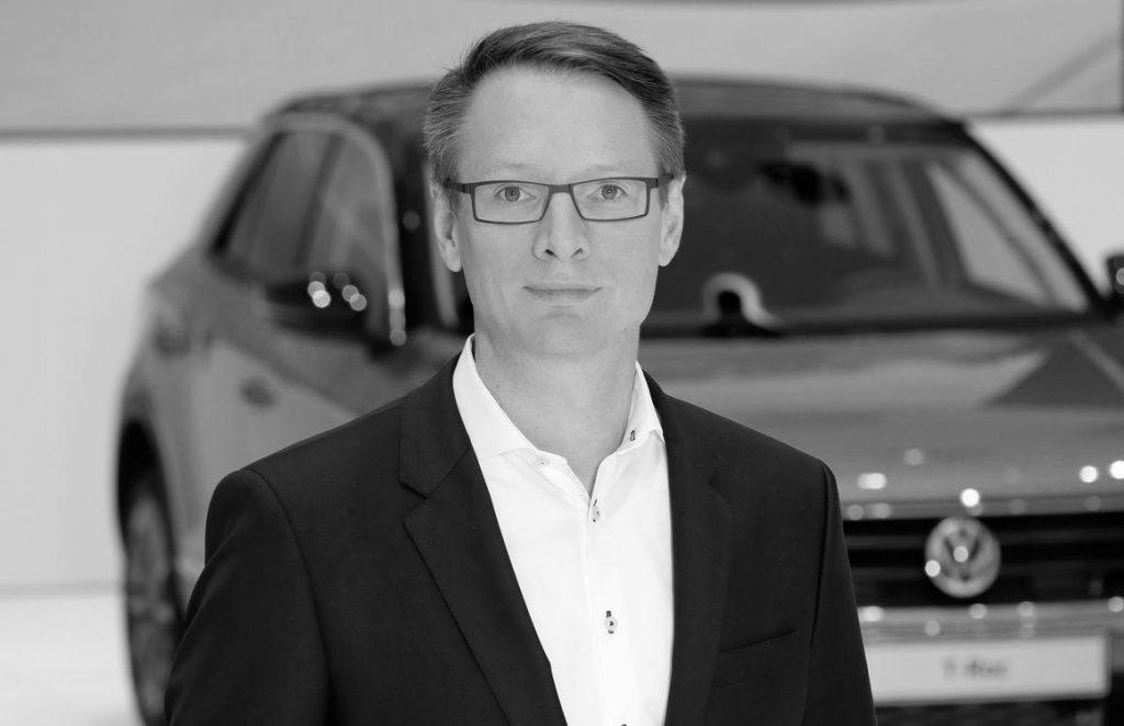Christoph Hartung, Leiter Mobilitätsdienste der Marke Volkswagen (Foto: Pressematerial, Volkswagen)