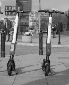 E-Scooter in Warschau (Foto: Pressematerial, Lime)