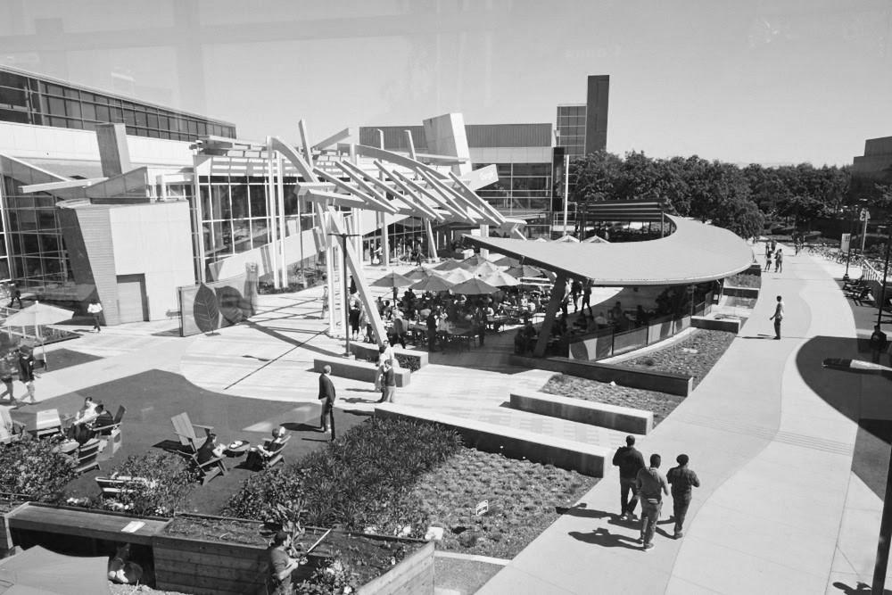 Google-Campus in Kalifornien (Foto: Pressematerial, Google)