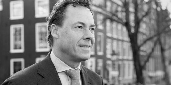 Der Chef des niederländischen Finanzkonzerns ING, Ralph Hamers (Foto: Pressematerial, ING Group)