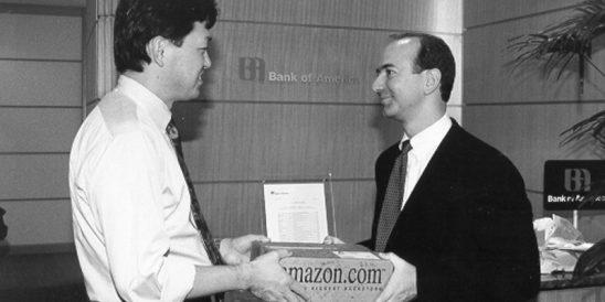 "Jeff Bezos: ""Amazon wird pleite gehen"" (Foto: Pressematerial, Amazon)"
