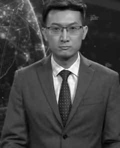 China präsentiert ersten KI-Nachrichtensprecher (Foto: Youtube, Video)