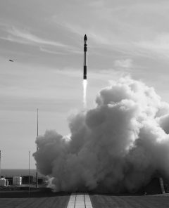"US-Firma ""Rocket Lab"" bringt sechs Satelliten ins All (Foto: Pressematerial, Rocket Lab)"