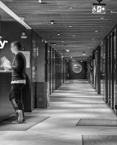 Spotify-Büros in Schweden (Foto: Pressematerial, Spotify)