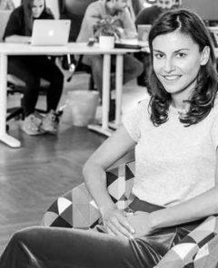 Zizoo-Mitgründerin und CEO Anna Banicevic (Foto: Pressematerial, Zizoo)