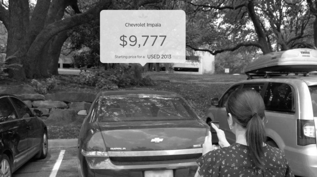 Werbung in der erweiterten Realität (Augmented Reality) wollte Blippar anbieten. (Bild: Blippar)