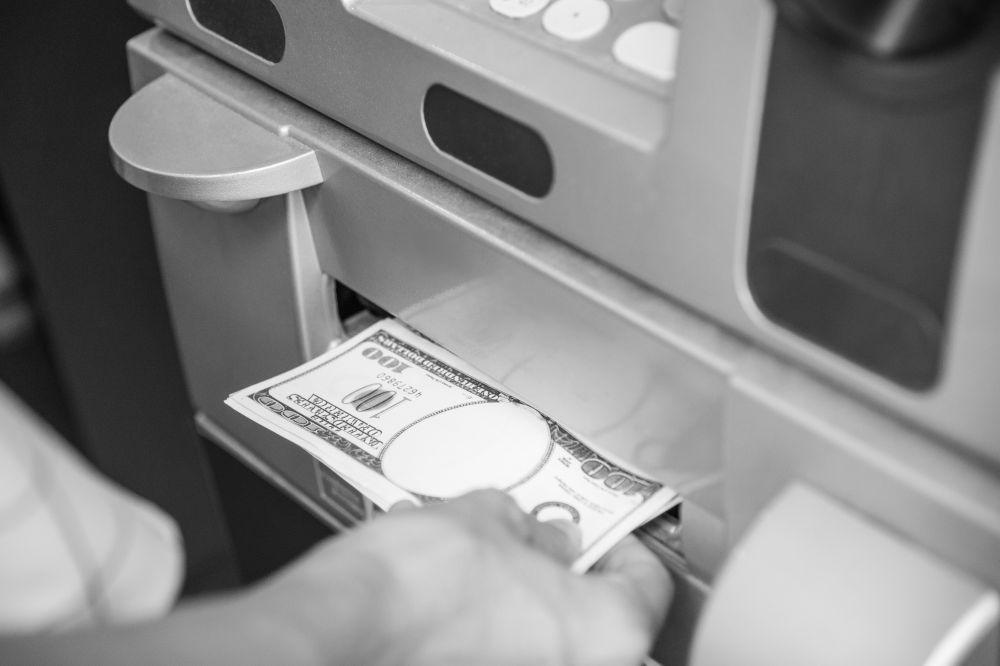 Geldautomaten der Bank of America könnten zukünftig Zahlungen über die Blockchain und andere Online-Verfahren ausführen.
