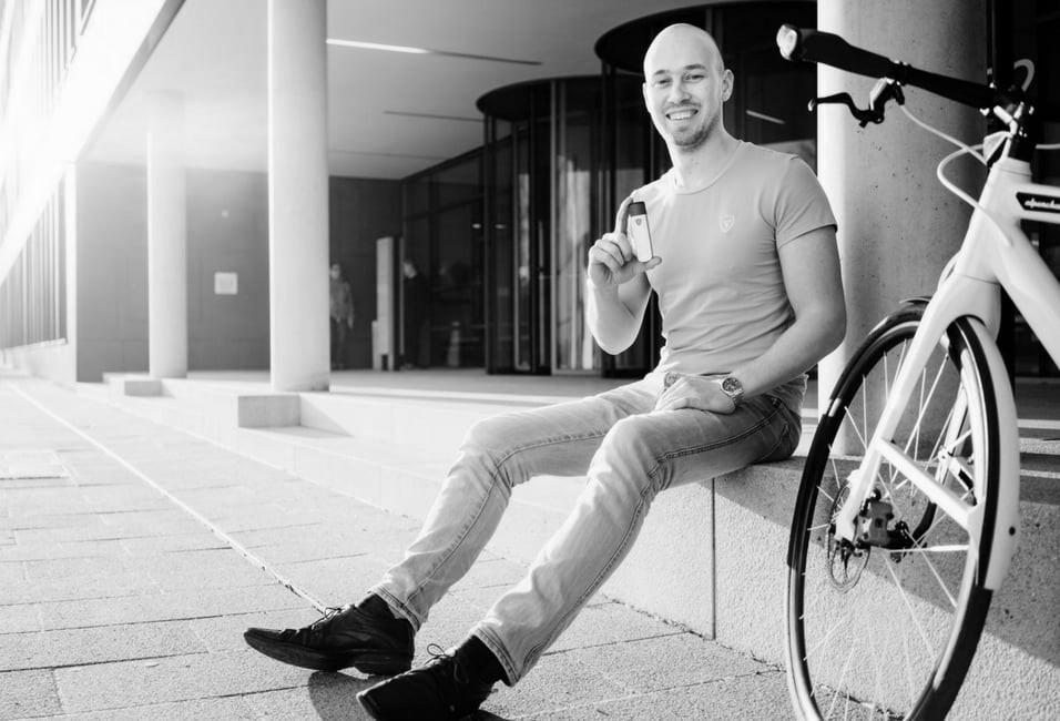 Martin Jäger, Gründer von FahrradJäger (Foto: Pressematerial, Fahrradjäger)