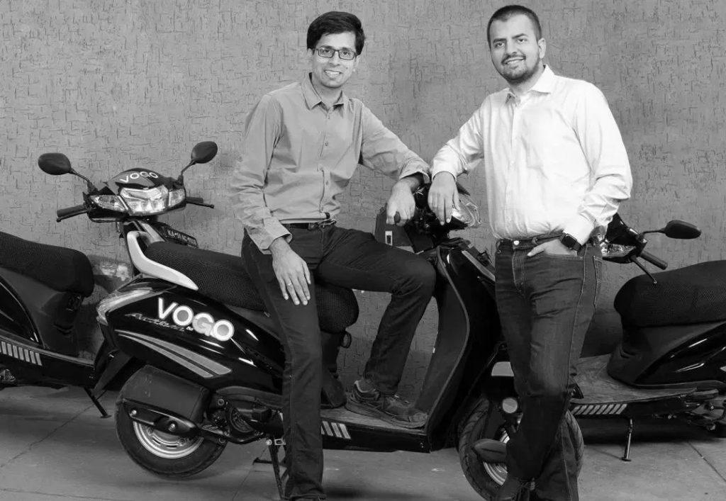 Vogo wirbt in Indien um Berufspendler. (Bild: Vogo)
