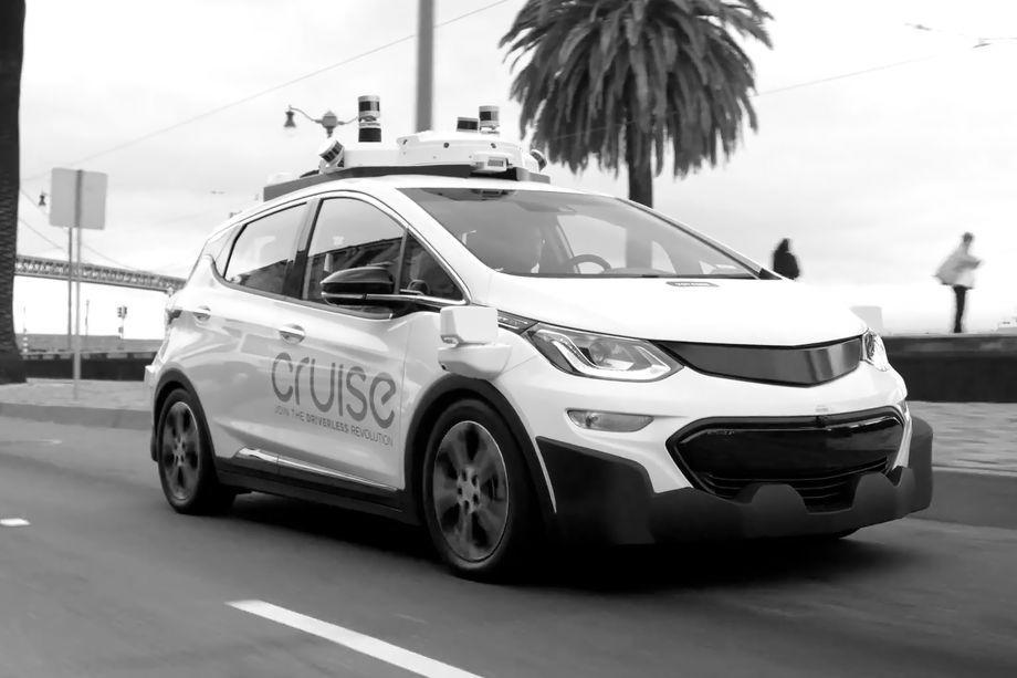 GM-Fahrzeuge von Cruise Automation fahren in Kürze in San Francisco Lebensmittel aus.