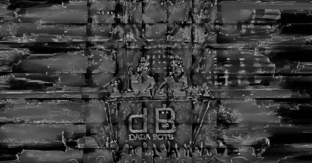 Die KI-gesteuerten Dadabots machen Musik für die Liebhaber herber Klänge.