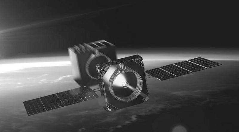 Die Raumfahrzeuge von Momentus sollen ein Wasser-Plasma-Triebwerk haben