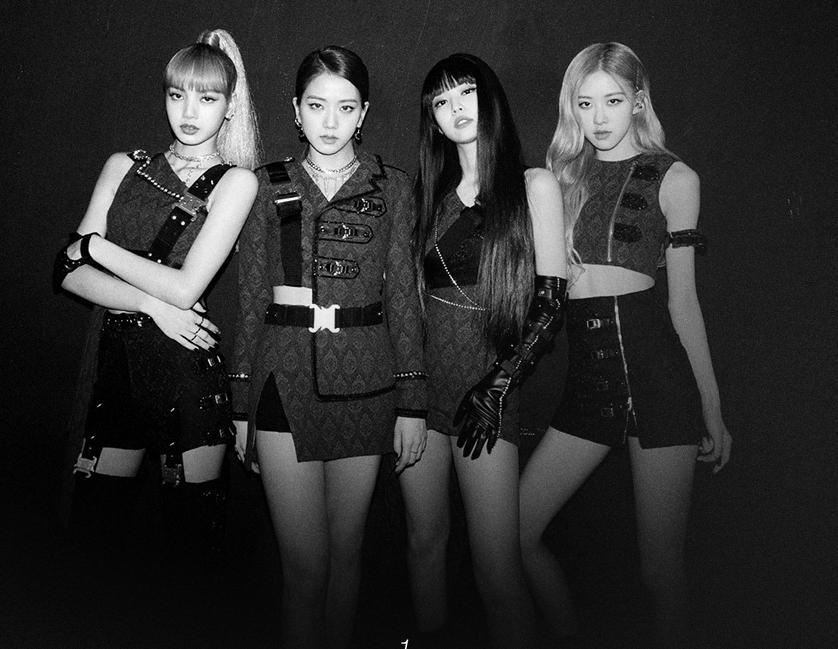 Die koreanische Popgruppe Blackpink legte auf YouTube einen Blitzstart hin.