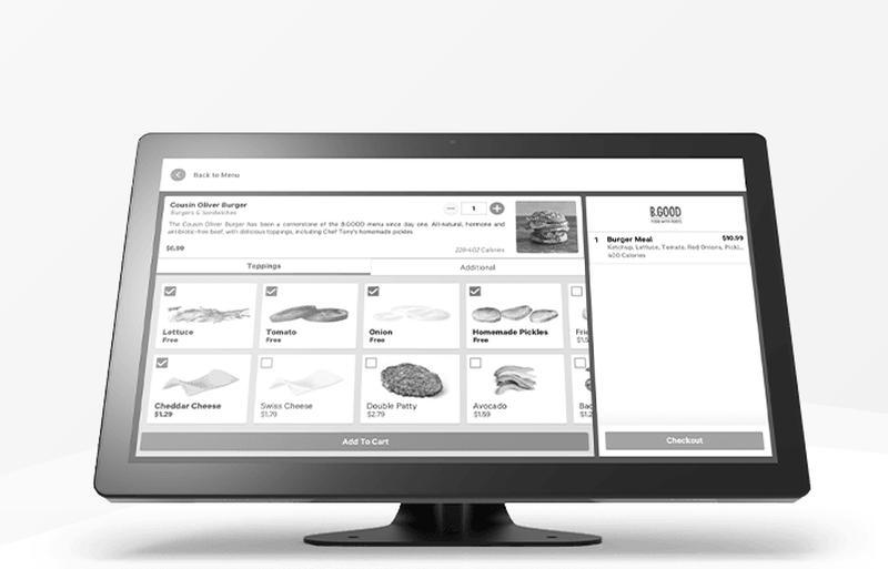 Toast liefert seinen Kunden die Software mit passenden POS-Terminals.