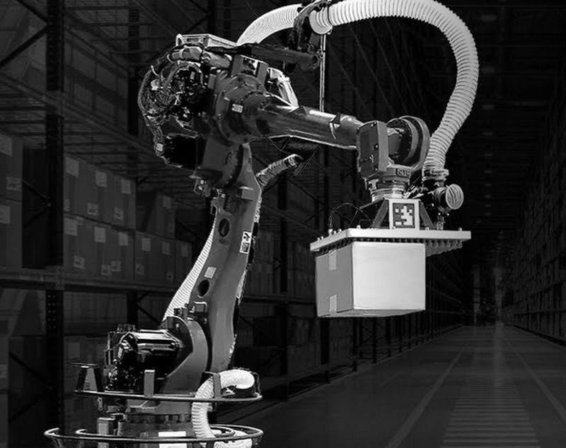 Kinema Systems mit seiner Steuerung für Palettierroboter gehört nun zu Boston Dynamics.