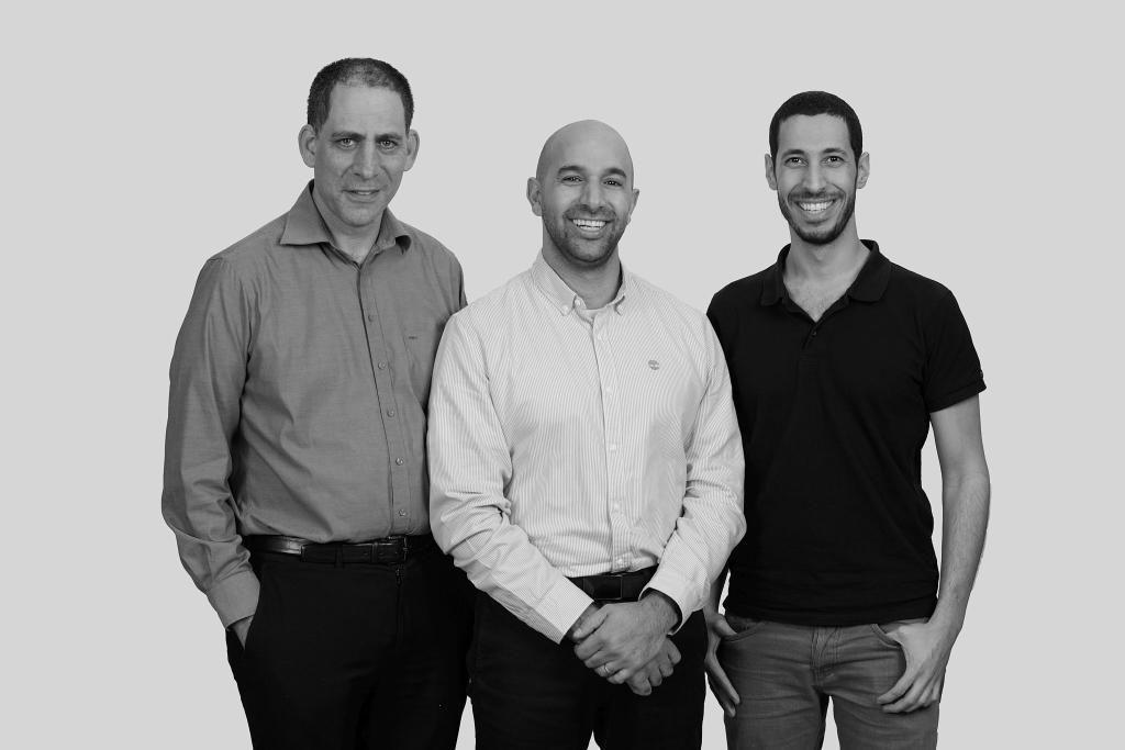 Die Gründer von Trieye: Prof. Uriel Levy (CTO), Avi Bakal (CEO) und Omer Kapach (Vice President Entwicklung; von links).