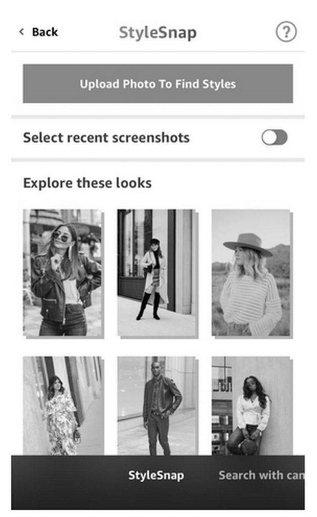 Influencer verdienen Provisionen, wenn ihren Follower mit Style Snap bei Amazon kaufen.