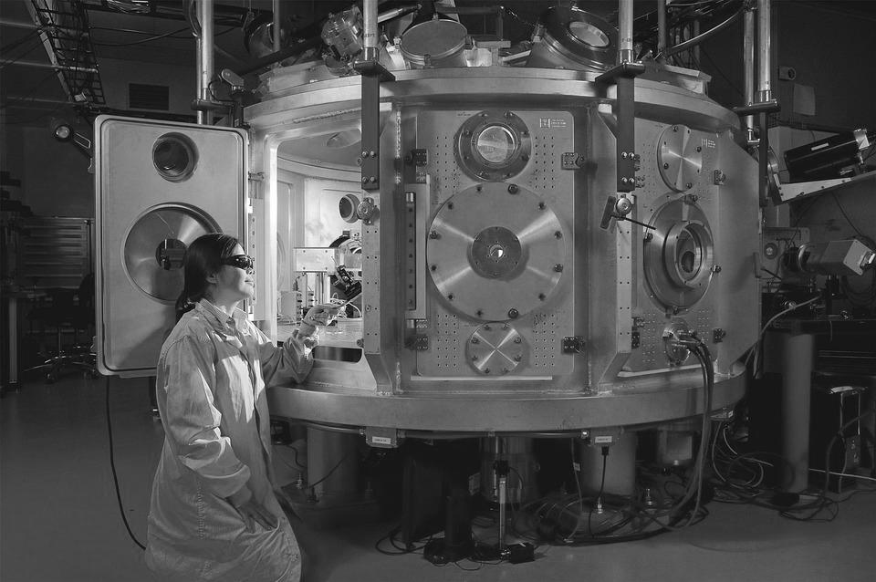 Licht ins Dunkle - Laser in der industriellen Produktion (Bild: Pixabay)