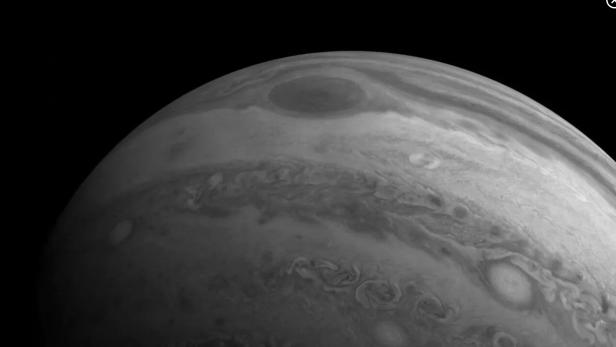 NASA zeigt beeindruckendes Video von Jupiter-Überflug (Foto: Nasa)