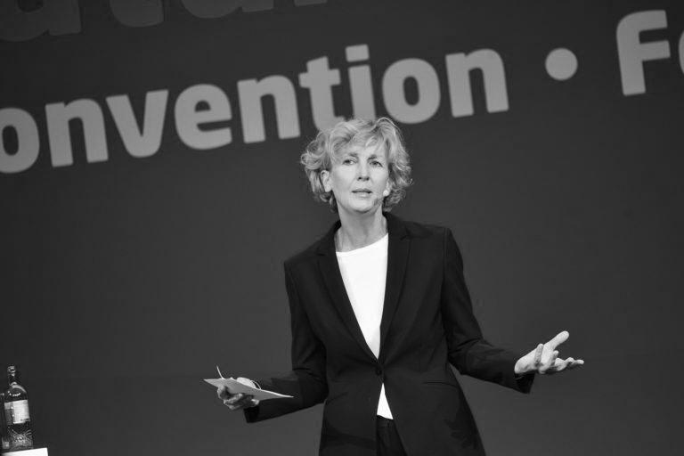 Microsoft Deutschland hat neue Chefin - Christine Haupt übernimmt vorläufig die Leitung, Sabine Bendiek geht (Foto: Pressematerial)
